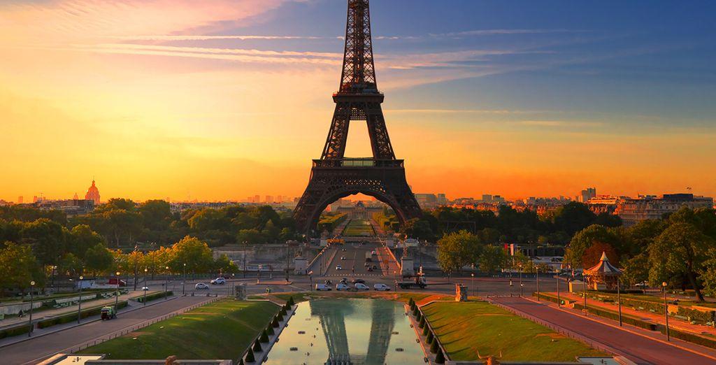 Excellent séjour à Paris
