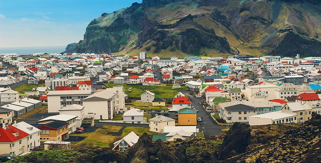 Prenez la direction de l'Islande
