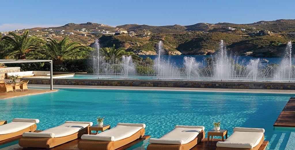 Bienvenue au Crystal Energy Boutique-Hôtel - Out of the Blue, Capsis Elite Resort - Crystal Energy Hôtel 5* Heraklion