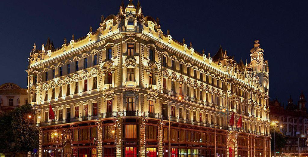 Aussi majestueux que la capitale que vous vous apprêtez à découvrir... - Buddha-Bar Hotel Budapest Klotild Palace 5* Budapest