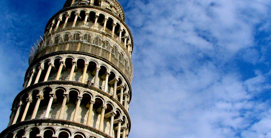 Profitez également de ce séjour pour découvrir la Toscane et ses symboles culturels !