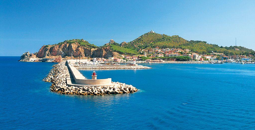 La Sardaigne avec Voyage Prive