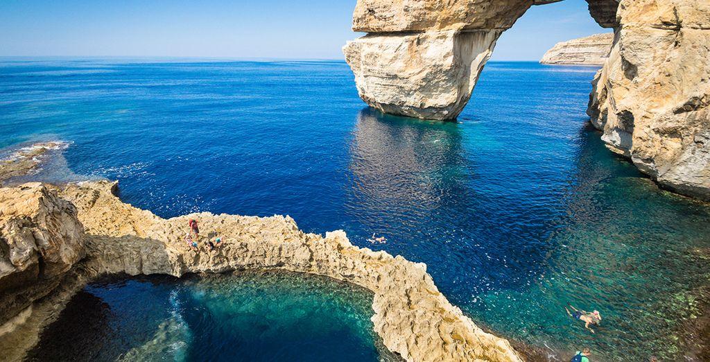 Comme ceux de l'île de Gozo