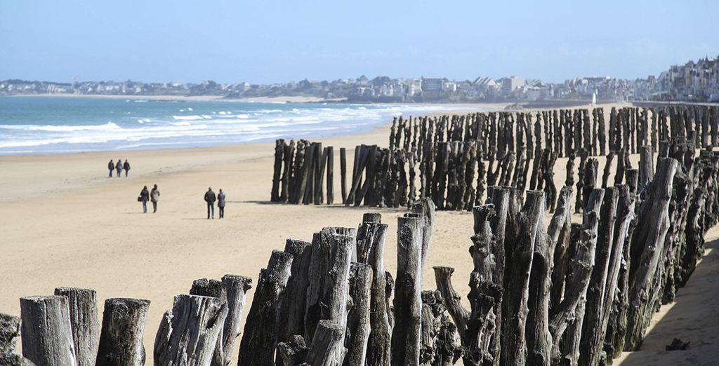 N'oubliez pas de visiter les plages alentours, elles sont magnifiques !