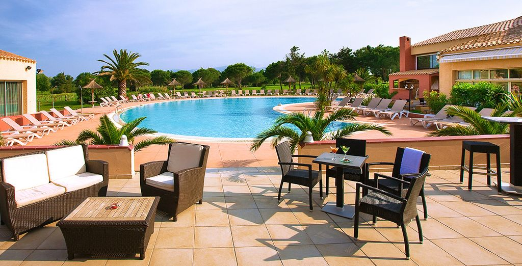 Hôtel Mas d'     Huston Golf Resort &     Spa 4* - Perpignan | Voyage Privé