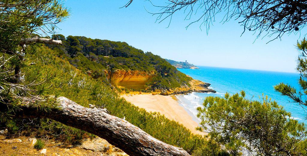 Bon séjour sur la Costa Dorada !