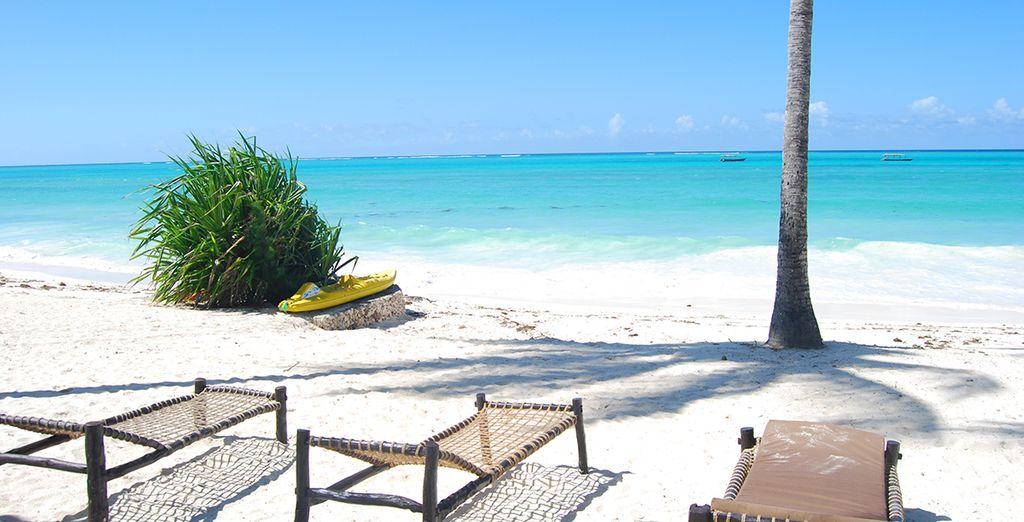 Qui n'attend plus que vous... - Karafuu Beach Resort & Spa 5* avec extension safari Zanzibar