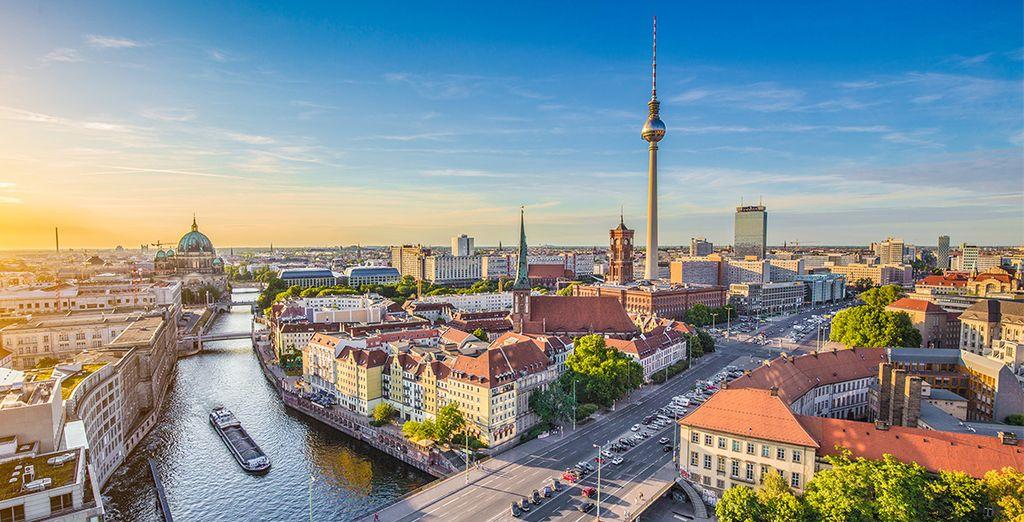 Vous vous sentirez à l'aise au cœur de Berlin