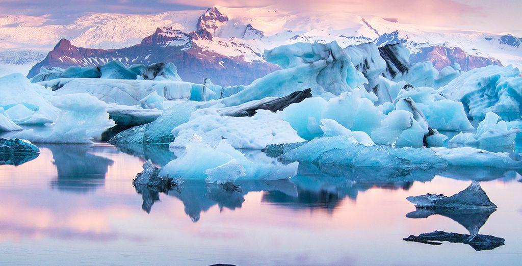 De royaume de feu et de glace