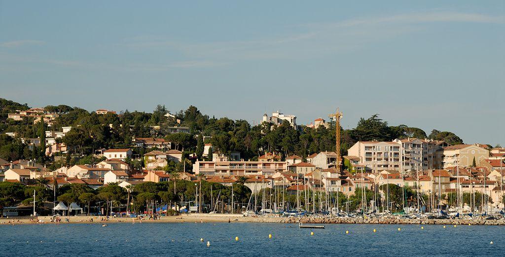 Profitez-en pour découvrir Sainte-Maxime et toute la beauté de la région !