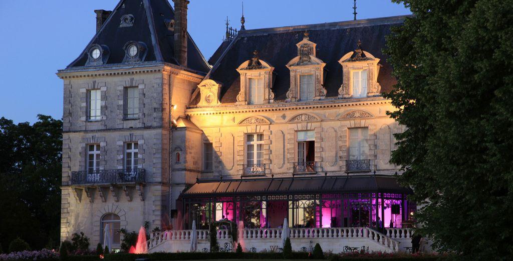 Excellent séjour à Mirambeau !