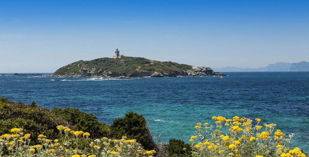 L'île des Embiez avec Voyage Prive