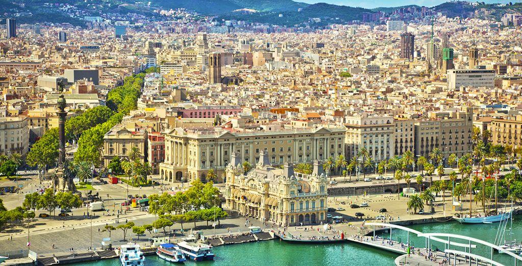 De là, Barcelone prendra une toute autre dimension