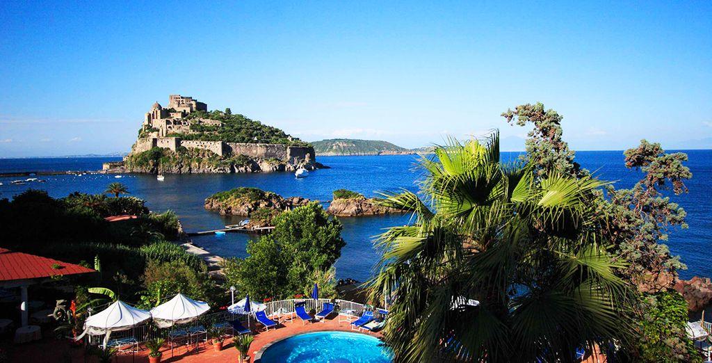 Le Strand Hotel Delfini est un délicieux cocon posé au bord de l'eau
