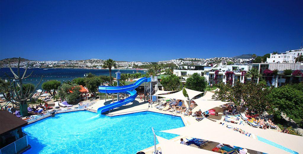 Envie d'une destination soleil au bord de l'eau ?