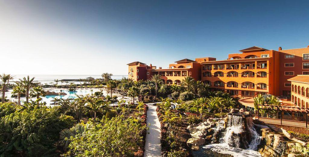Suivez-nous au Sheraton Fuerteventura Golf & Spa - Sheraton Fuerteventura Beach, Golf & Spa Resort 5* Corralejo