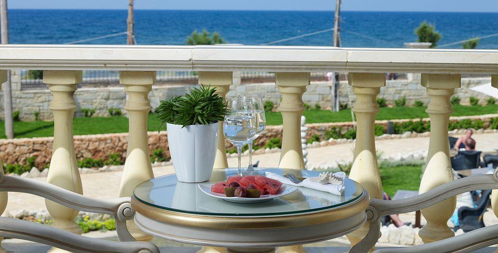 Vous serez dans les meilleures conditions pour savourer la douceur de vivre des lieux...