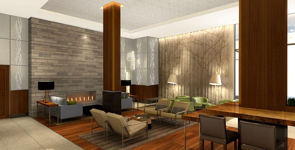 Qui souhaite résider au pied de Central Park ? - Hilton Garden Inn Central Park South NYC 4* New York