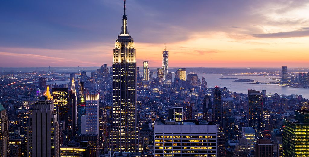 Passez de belles vacances à New-York !