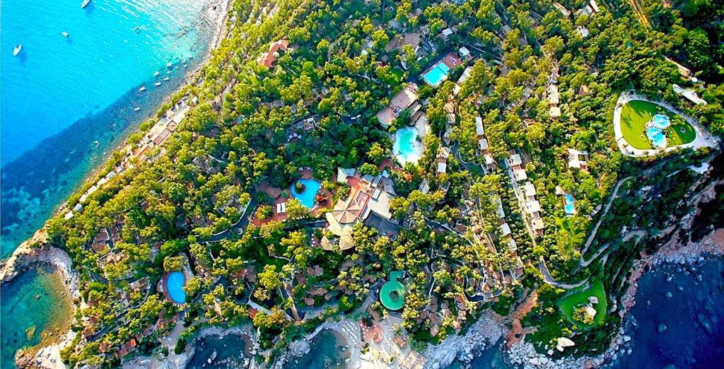 Bienvenue à l'Arbatax Park Resort