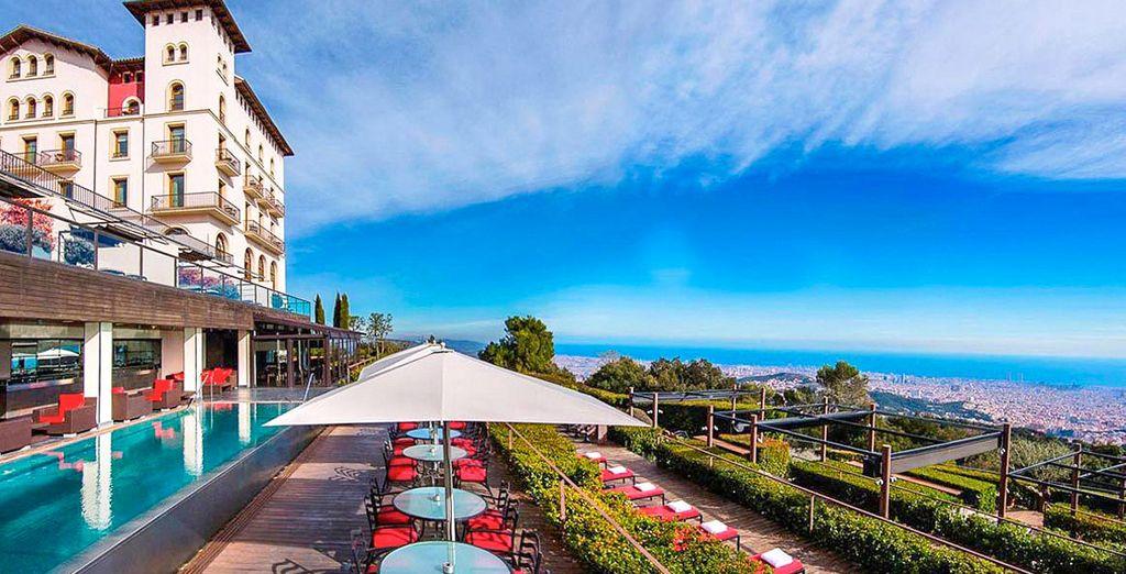 Découvrez le Gran Hotel La Florida - Gran Hotel La Florida 5* Barcelone