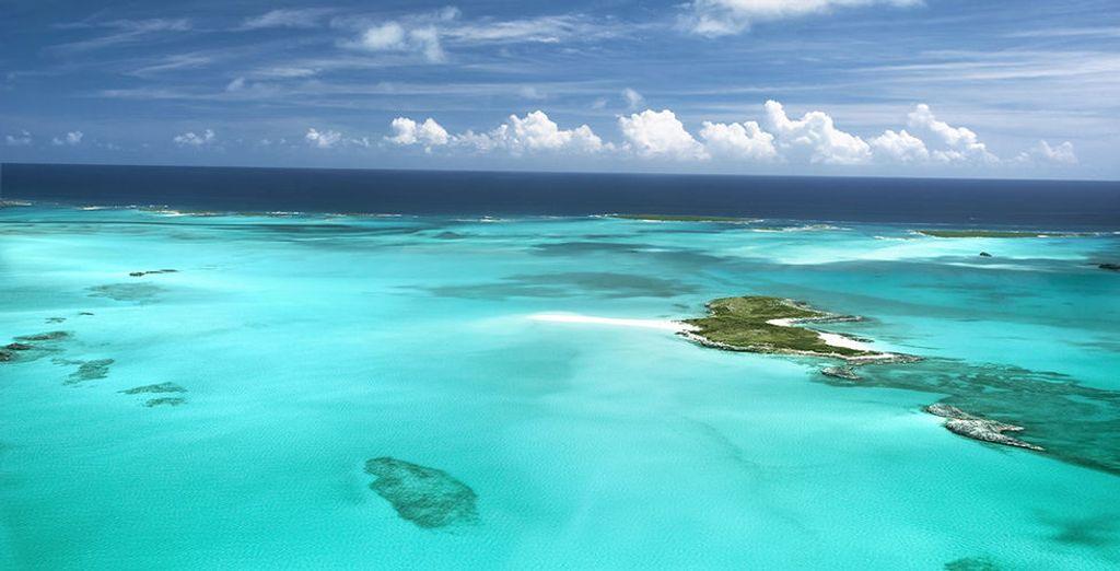 Finissez ce séjour en beauté et prenez la direction des Bahamas selon l'offre choisie
