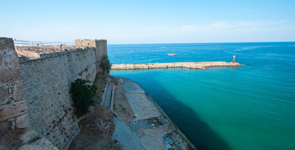 N'oubliez pas de partir visiter Kyrenia