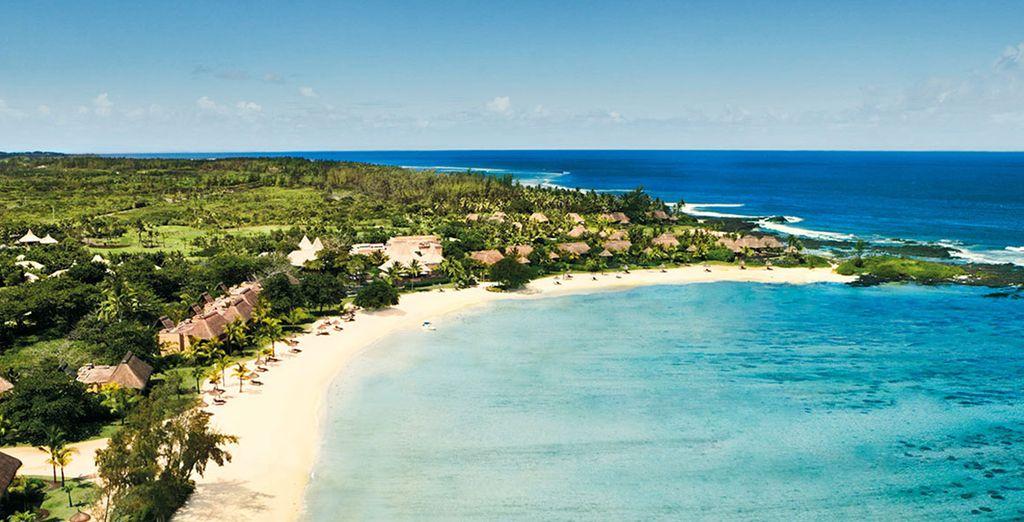 Ce resort d'exception à l'île Maurice va exaucer toutes vos envies