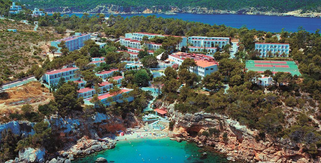 Poussez les portes du Portinatx Beach Club Hôtel 4 *