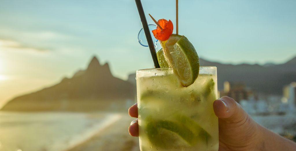 Et les saveurs locales de Rio !