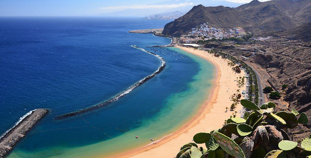 Et profitez des plages mythiques des Canaries