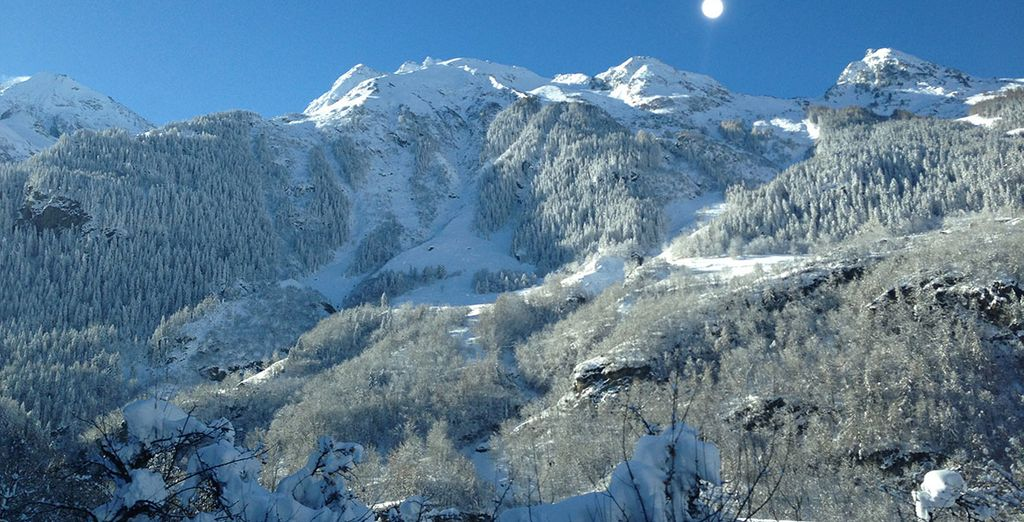 En journée, répondez à l'appel de la montagne !