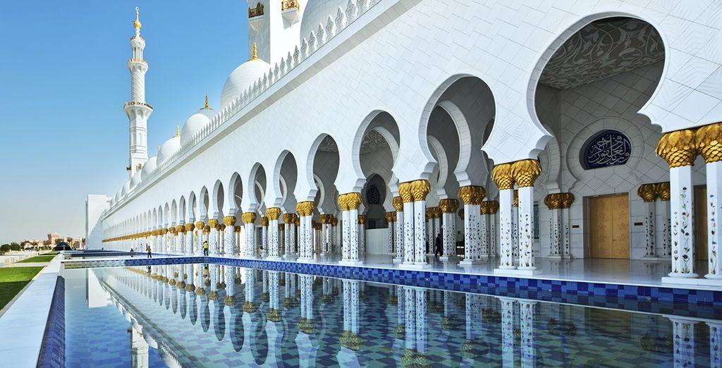Ou partez découvrir Abu Dhabi