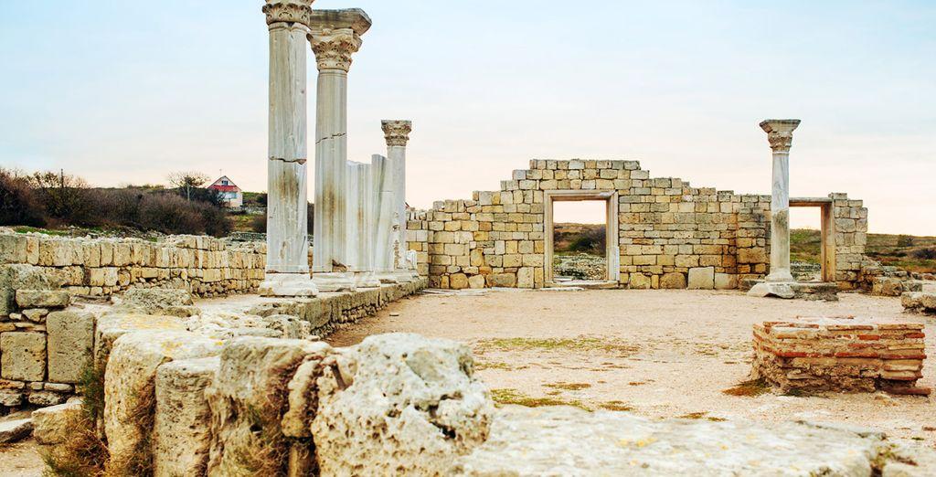 Et partez à la découverte des trésors de la Crète...