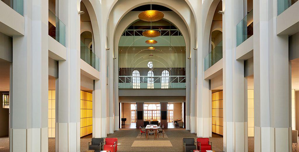 Il est temps pour vous de rejoindre le très design Méridien Ra Beach Hotel & Spa