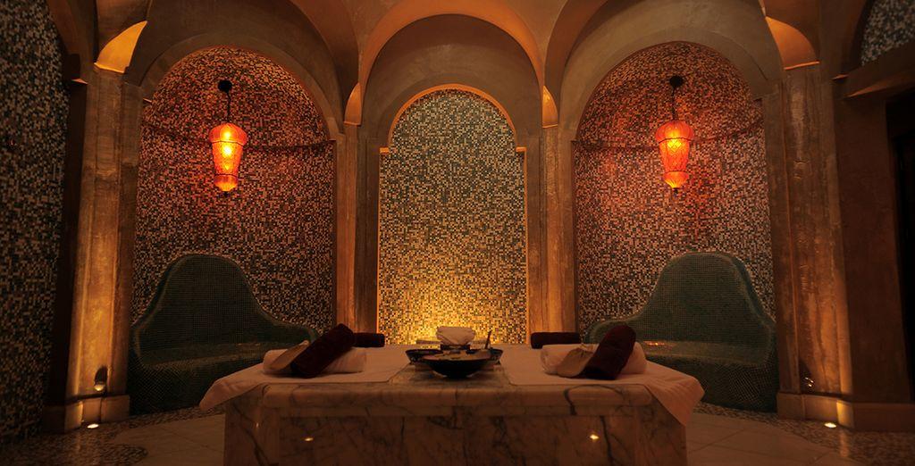 Et découvrez les secrets de beauté du Maroc