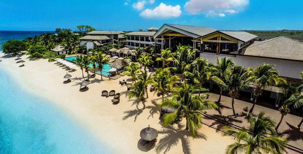 Bienvenue à l'InterContinental Mauritius Resort & Spa - InterContinental Mauritius 5* Balaclava