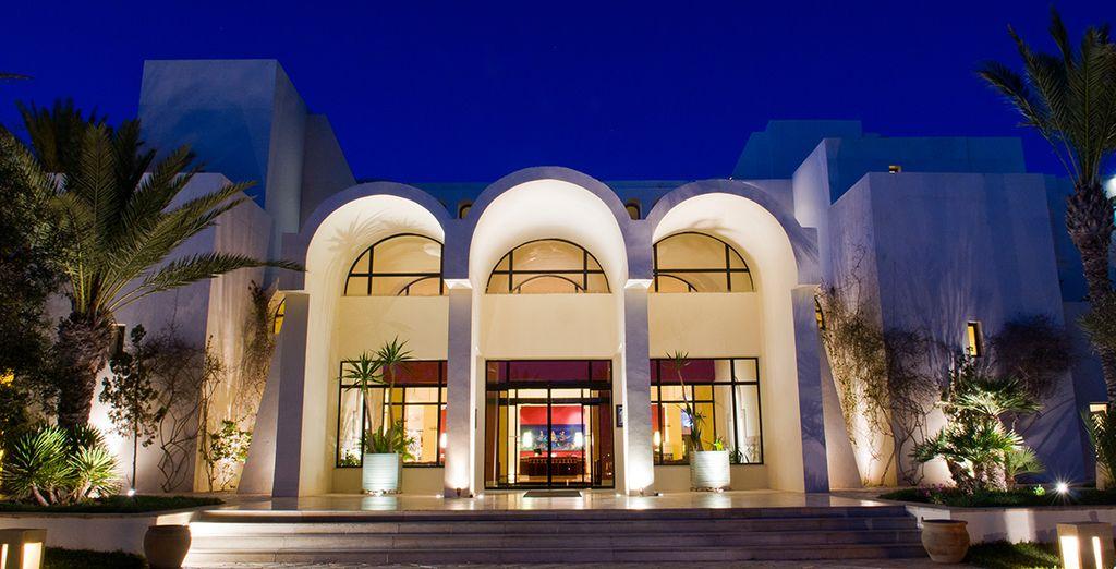 Découvrez un endroit totalement magique - Radisson Blu Ulysse Resort 5* Djerba