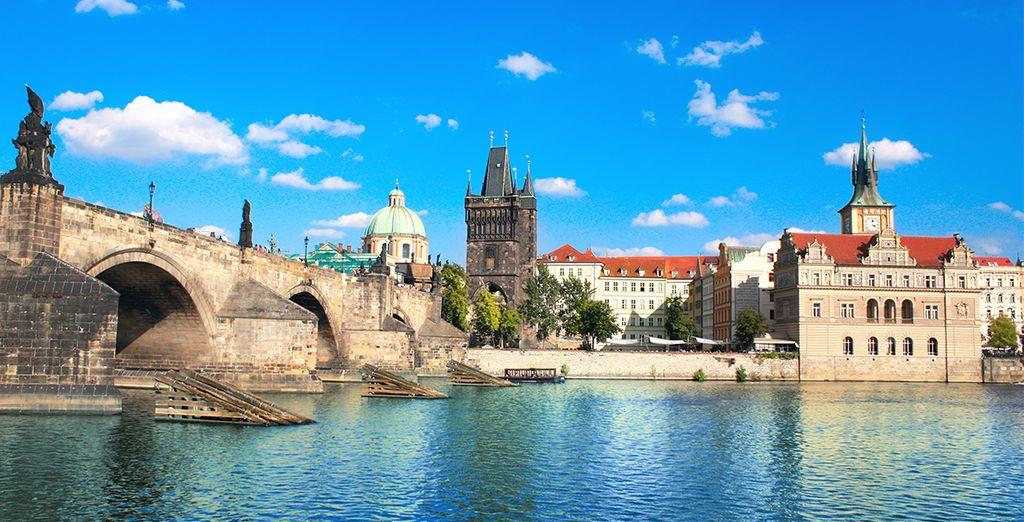 Et succombez au charme de Prague