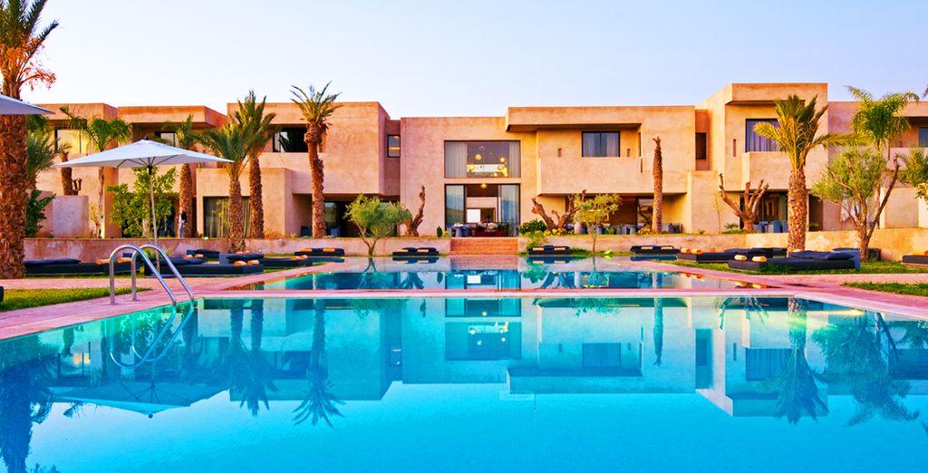 Plongez dans un univers de luxe et d'authenticité - Hôtel Sirayane 5* Marrakech
