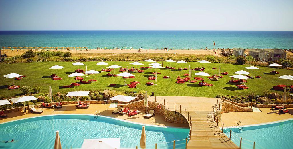 Quoi de mieux pour apprécier tous les atouts de l'Algarve... ? - Crowne Plaza Vilamoura 5* Vilamoura