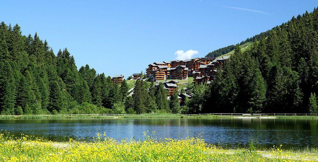 Et si ce charmant coin de nature était le lieu de vos prochaines vacances ?