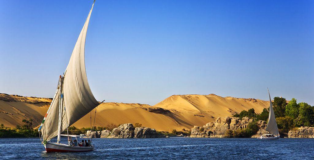Et pour les aventuriers, craquez pour nos combinés avec Croisière sur le Nil