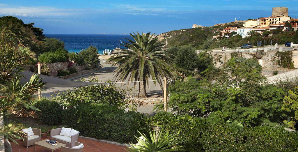Un hôtel 4* qui vous accueillera face à la mer