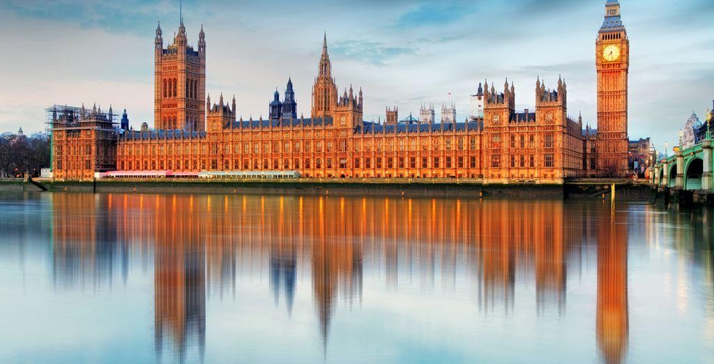 Et succomberez à la magie londonienne... Have a good trip!