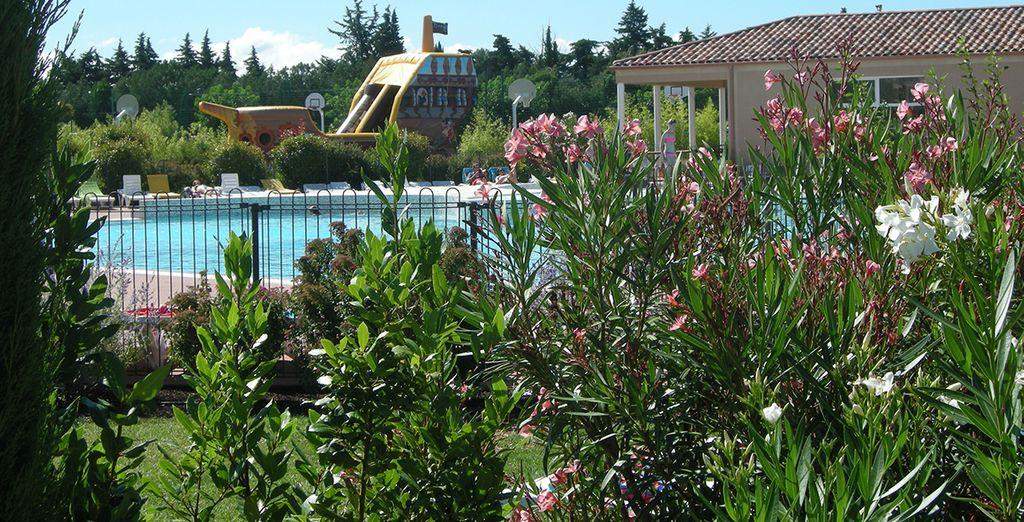 Un joli coin de Provence vous attend... - Résidence Les Demeures du Ventoux Aubignan