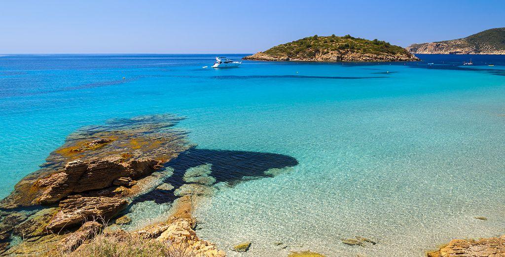 Tout près des plus belles plages de Majorque...