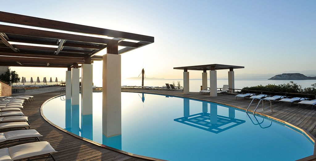 Envie de rêver ? - Sea Side Resort & Spa 5* Heraklion