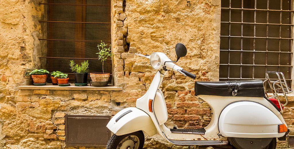 Un petit conseil, sur place louez un scooter