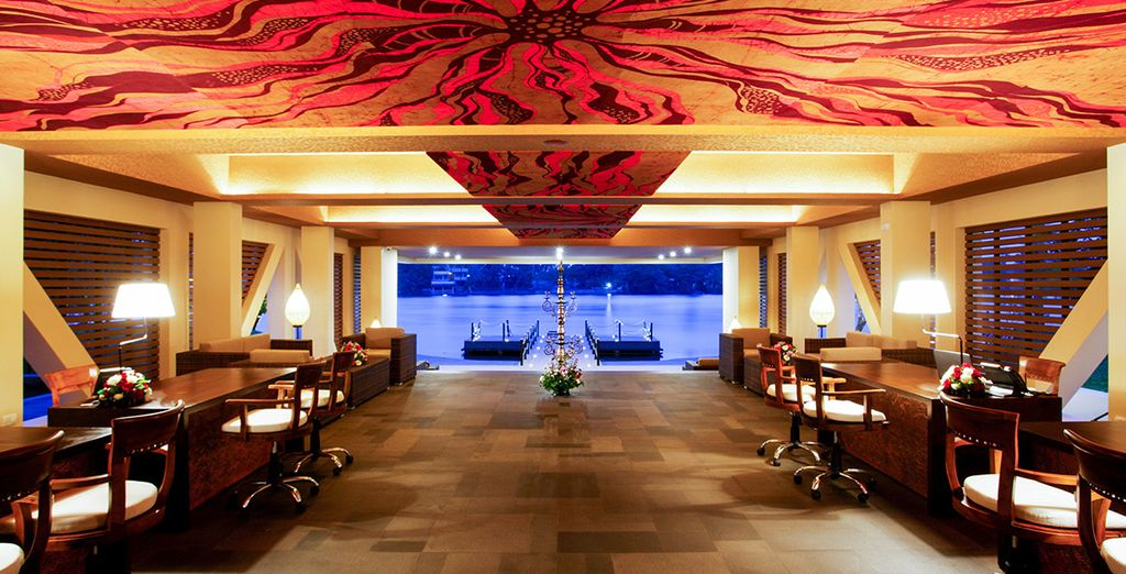 Un hôtel 4* au charme raffiné et élégant